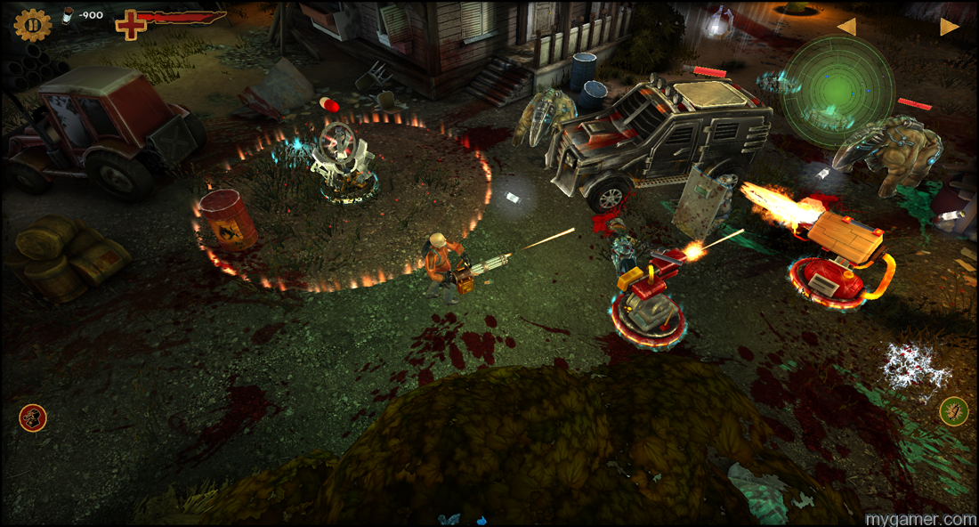 Guns n Zombies gameplay and features Guns'n'Zombies Review Guns'n'Zombies Review 16 farm