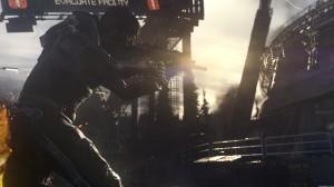 Call of Duty: Advanced Warfare Fission Evacuation Call of Duty: Advanced Warfare Preview Call of Duty: Advanced Warfare Preview  COD AW Fission Evacuation 300x168