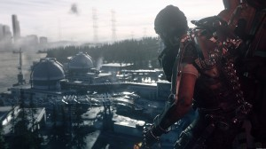 Call of Duty: Advanced Warfare Fission Flyover Official Call of Duty: Advanced Warfare - Campaign Story Trailer Official Call of Duty: Advanced Warfare – Campaign Story Trailer COD AW Fission Flyover 300x168