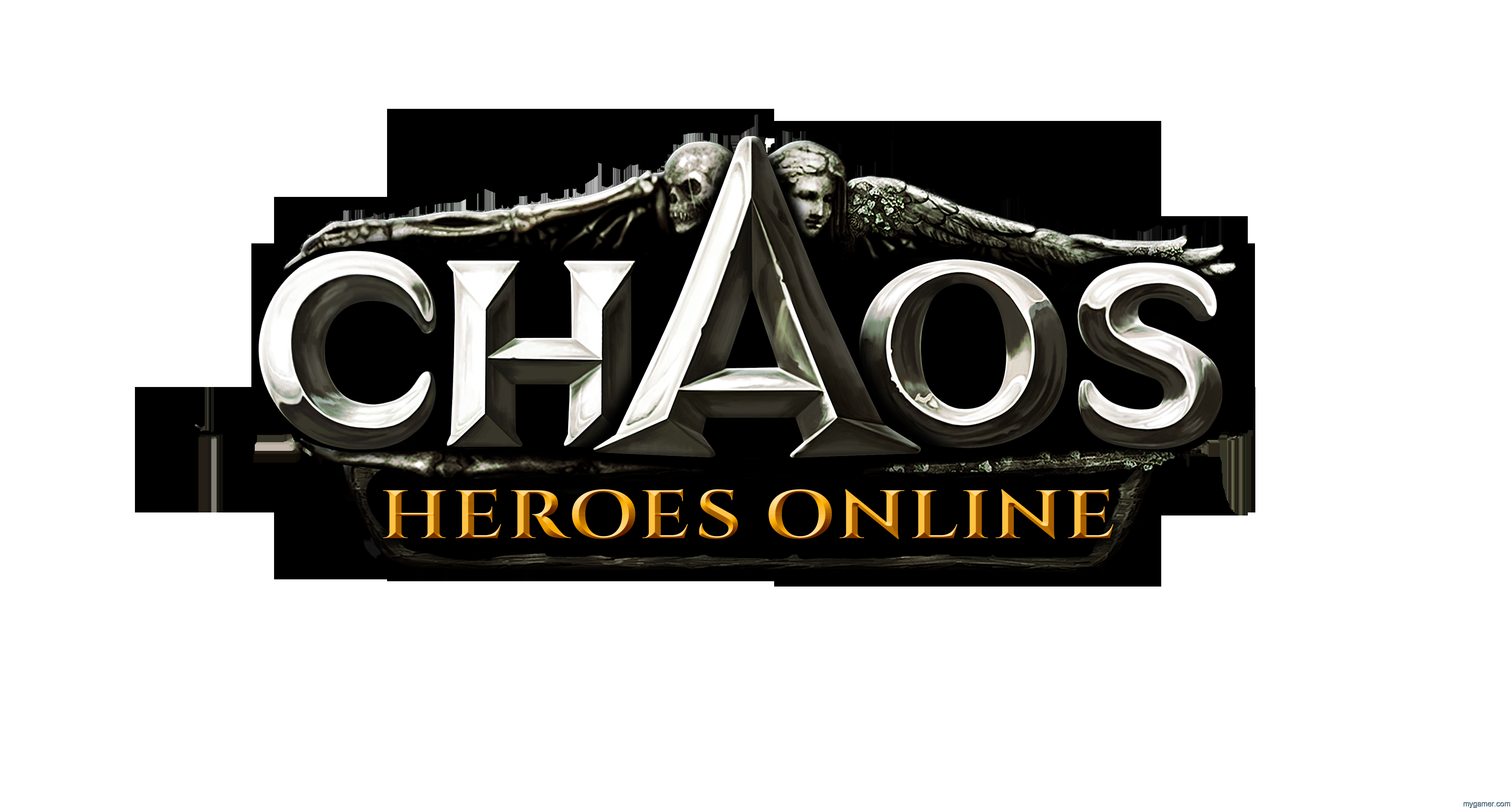 Chaos Heros Online - Logo AERIA GAMES ANNOUNCES ACTION-PACKED,  FREE-TO-PLAY MOBA AERIA GAMES ANNOUNCES ACTION-PACKED,  FREE-TO-PLAY MOBA Chaos Heros Online Logo