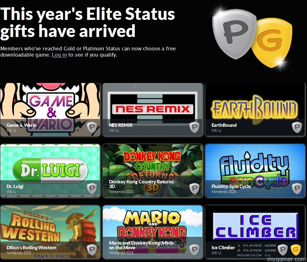 Club Nintendo 2014 PlatGold Gift Club Nintendo 2014 Platinum & Gold Gifts Announced Club Nintendo 2014 Platinum & Gold Gifts Announced Club Nintendo 2014 PlatGold Gift
