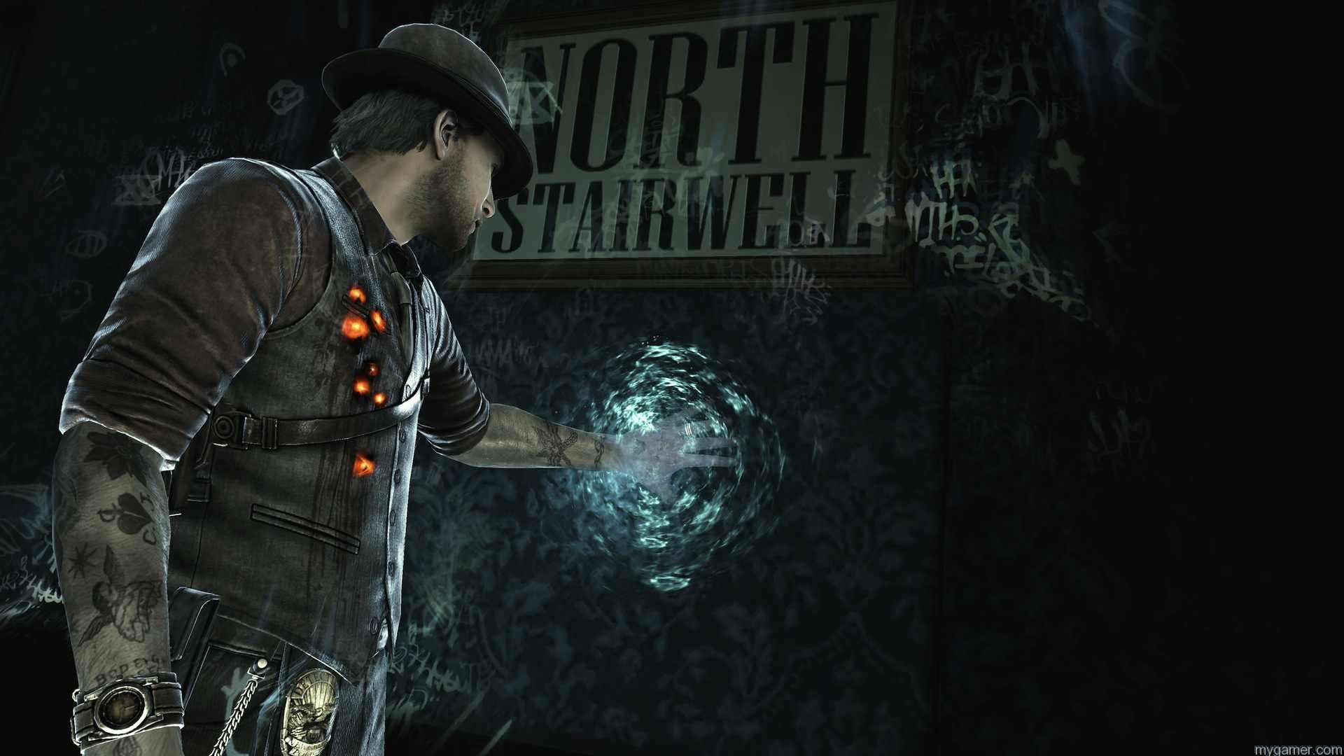 Going through walls in Murdered Soul Suspect Murdered: Soul Suspect (Xbox One) Review Murdered: Soul Suspect (Xbox One) Review Fate Screenshots v1 05 copy noscale