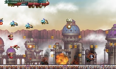 Steel EMpire1 Steel Empire Will Be Shooting Up 3DS Next Week Steel Empire Will Be Shooting Up 3DS Next Week Steel EMpire1