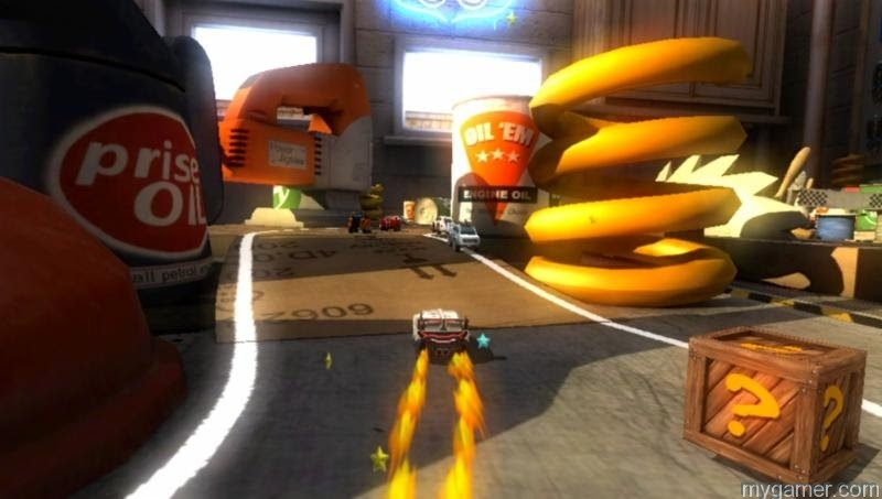 Table Top Racing Comes to Vita with Enhanced Features Table Top Racing Comes to Vita with Enhanced Features Table Top Racing Vita