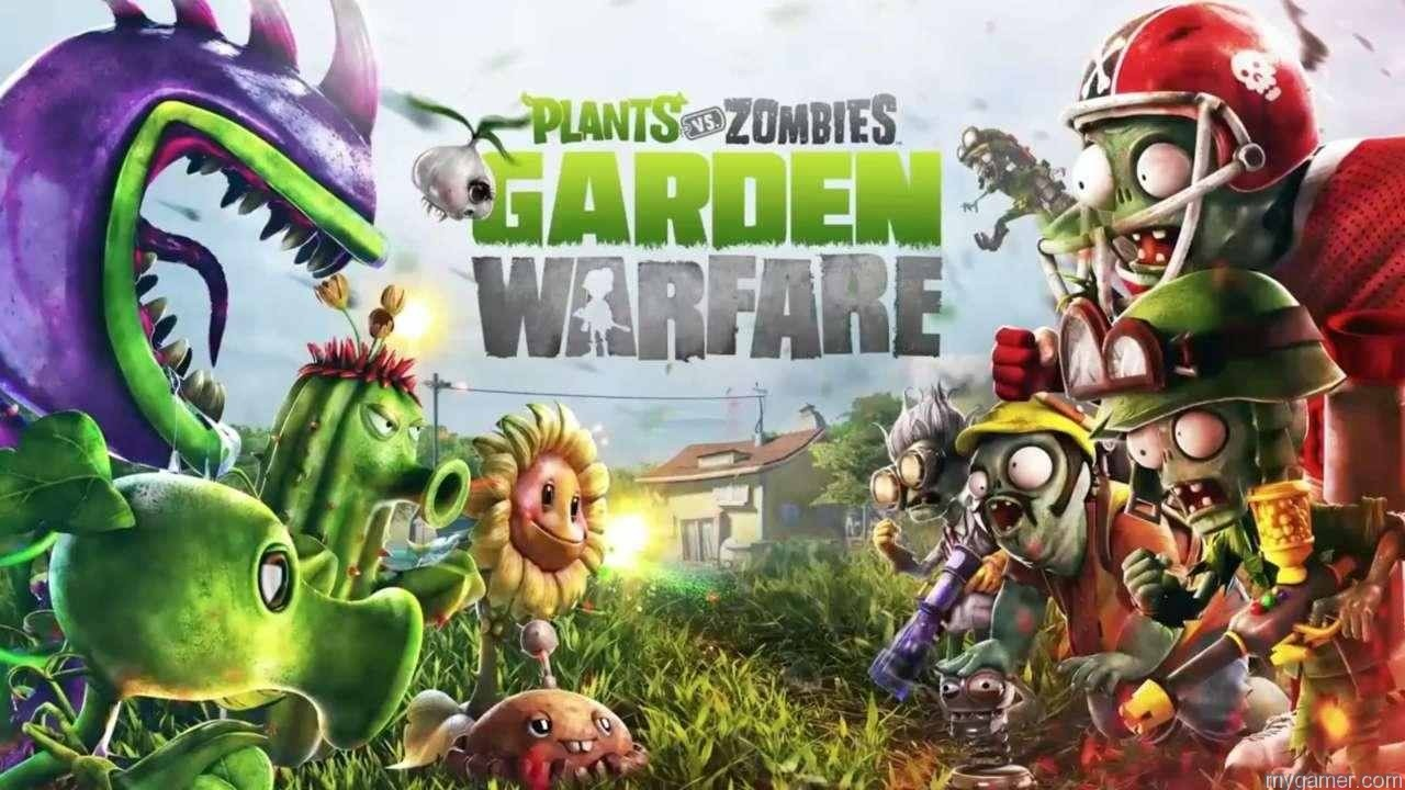 PvZ Garden Warfare review, screenshot and vid Plants Vs. Zombies: Garden Warfare (Xbox 360) Review Plants Vs. Zombies: Garden Warfare (Xbox 360) Review pvzfeatured
