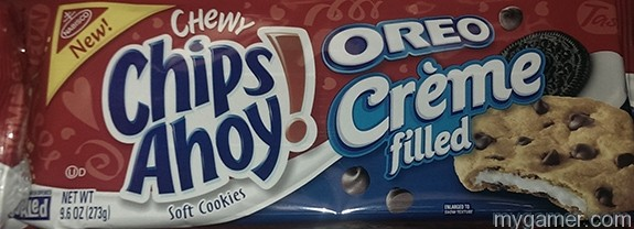 No joke. This is a real thing.  Gamer's Gullet - Chewy Chips Ahoy Oreo Crème Filled Review Gamer's Gullet – Chewy Chips Ahoy Oreo Crème Filled Review Chips Ahoy Oreo boxfull