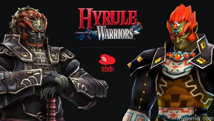 Register Hyrule Warriors with Club Nintendo to Pimp Out Ganon Register Hyrule Warriors with Club Nintendo to Pimp Out Ganon Club Nin Hyrule Warriros