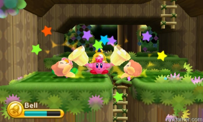 Bell Kirby is just one of many Kirby types