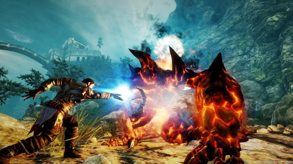Risen 3 Combat Risen 3: Titan Lords (PC) Review Risen 3: Titan Lords (PC) Review Risen 3 Combat 1024x576