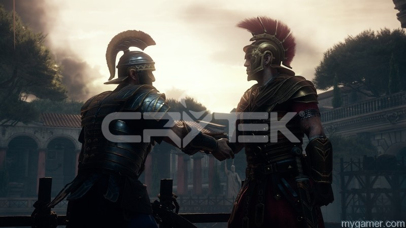 Ryse: Son of Rome Coming to PC with 4k Resolution Ryse: Son of Rome Coming to PC with 4k Resolution Ryse