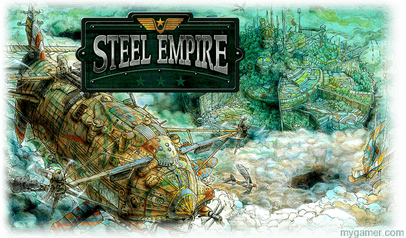 Steel Empire Goes on Sale for Limited Time Steel Empire Goes on Sale for Limited Time SteelEmpire background