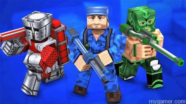 Pic from Cubemen 2 Debut Trailer Cubemen 2 (PC) Review Cubemen 2 (PC) Review t cubemen2 debuttrailer