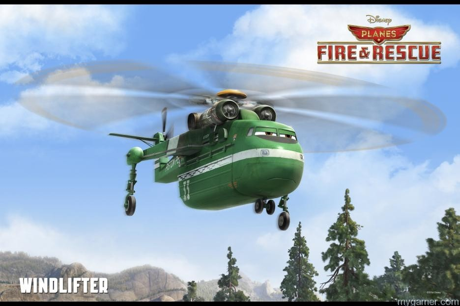 Disney Planes Fire & Rescue Trailer and Gameplay Details Disney Planes Fire & Rescue Trailer and Gameplay Details Disney Planes Fire Rescue9