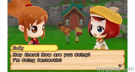 Meet The Ladies of Harvest Moon The Lost Valley Meet The Ladies of Harvest Moon The Lost Valley Harvest Moon The Lost Valley 02