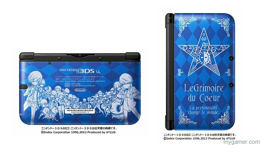 Limited Edition Persona Q 3DS System Coming to US Via Gamestop, Does Not Include Game Limited Edition Persona Q 3DS System Coming to US Via Gamestop, Does Not Include Game Persona Q 3DS hardware