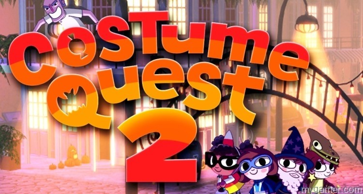 Costume Quest 2 Treats Steam Costume Quest 2 Treats Steam Costume Quest 2 banner