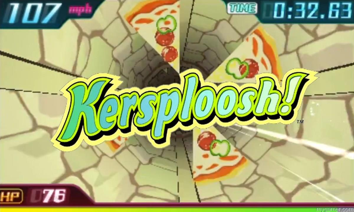 Kersploosh! 3DS eShop Review Kersploosh! 3DS eShop Review Kersploosh Banner