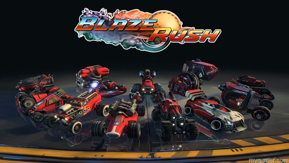 Top-Down Racer BlazeRush Races onto Steam and PSN Top-Down Racer BlazeRush Races onto Steam and PSN blazerush wallpaper