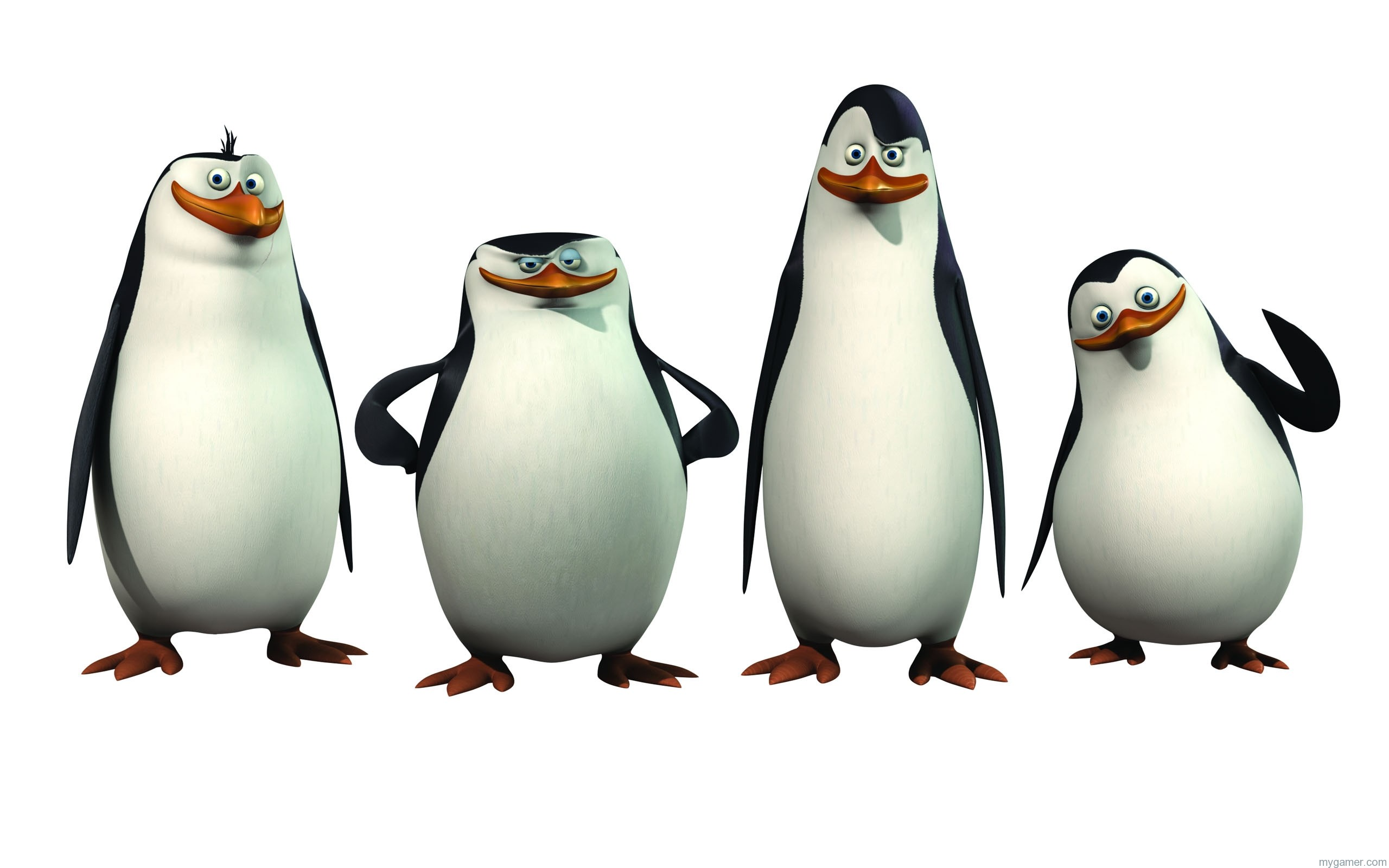 Penguins Are Coming to Nintendo Consoles Nov 25th Penguins Are Coming to Nintendo Consoles Nov 25th penguins