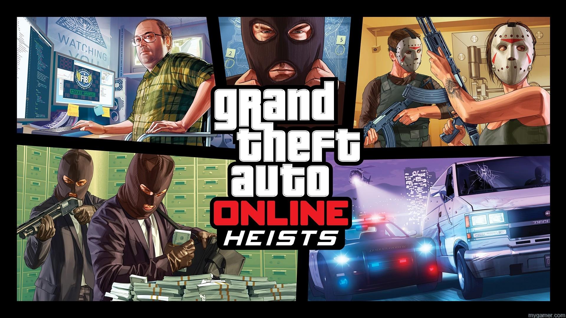 GTA Online: Heists GTA Online: Heists Trailer and New Info GTA Online: Heists Trailer and New Info 1920x1080 Heists