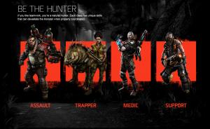 Evolve Hunters