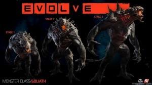 Evolve Monsters