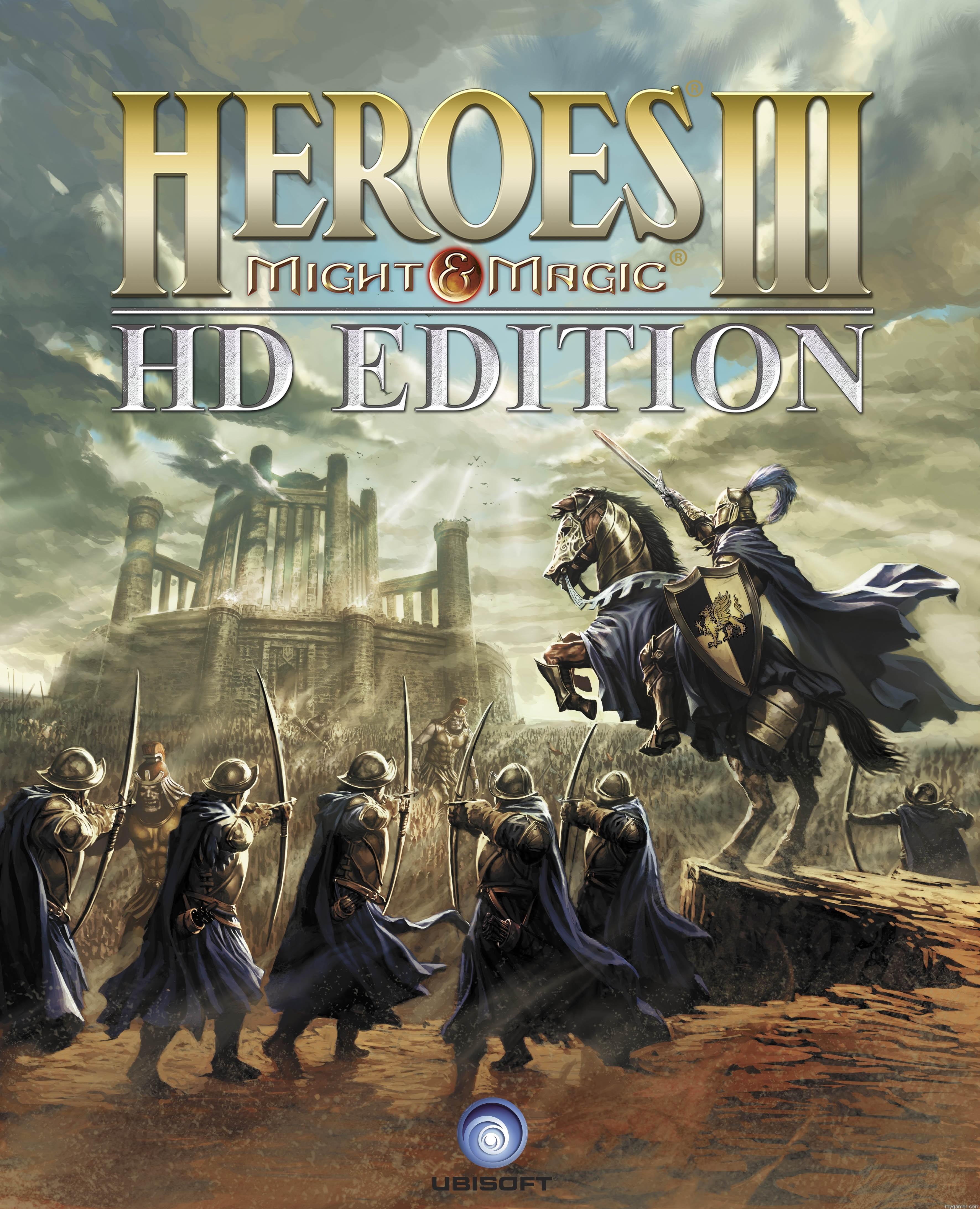 Heroes of Might & Magic III Gets the HD Treatment on PC and Mobile Heroes of Might & Magic III Gets the HD Treatment on PC and Mobile Heroes of Might and Magic III HD banner