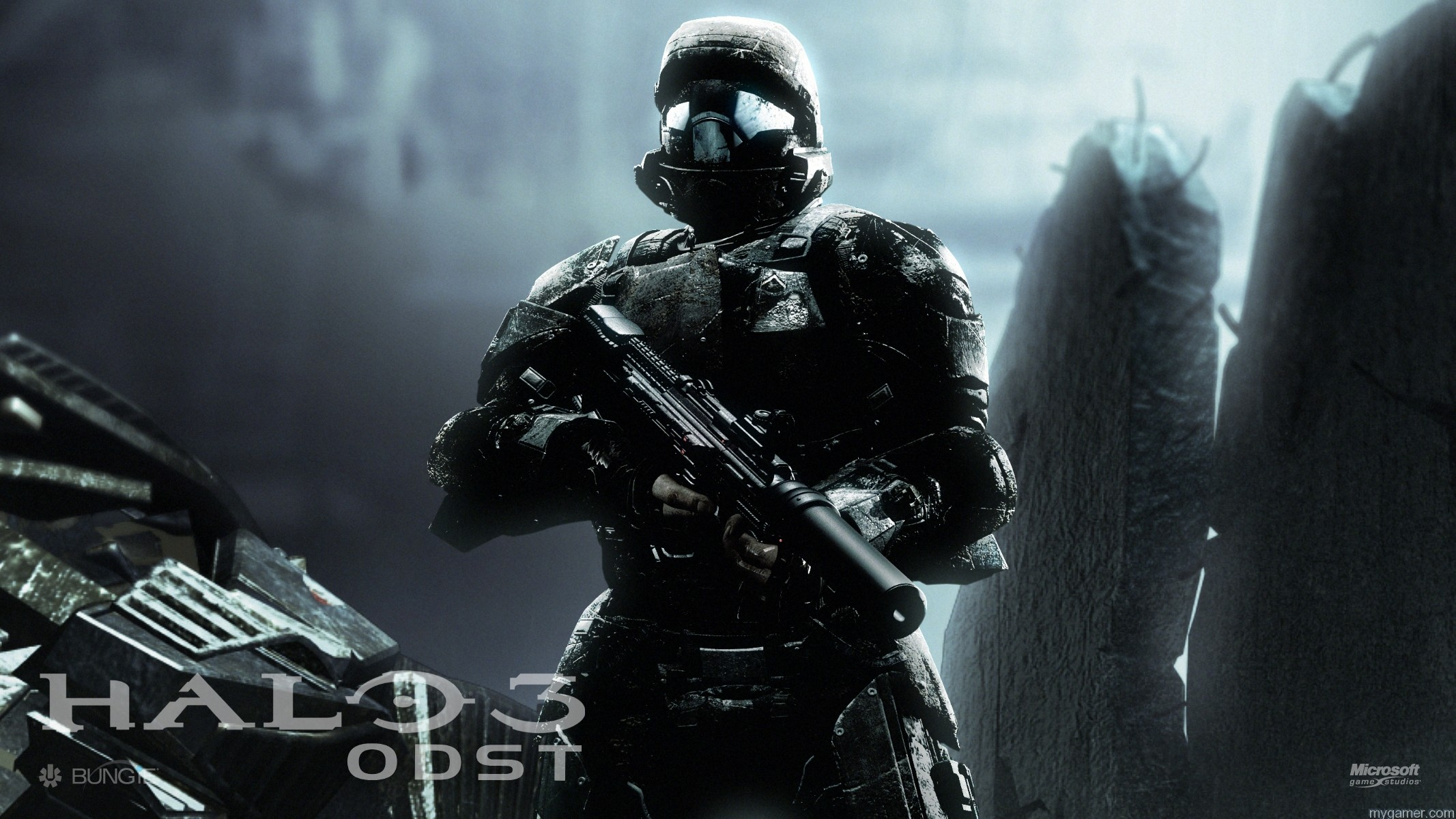 343 Giving Away Halo 3: ODST And Other Goodies To Try And Restore Faith 343 Giving Away Halo 3: ODST And Other Goodies To Try And Restore Faith ODST 1