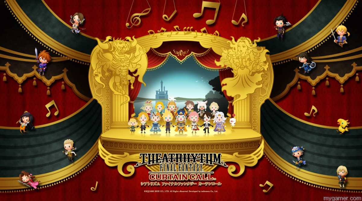 Chrono Trigger, Secret of Mana and More Coming to Theatrhythm Curtain Call as DLC Chrono Trigger, Secret of Mana and More Coming to Theatrhythm Curtain Call as DLC theatrhythm curtain call
