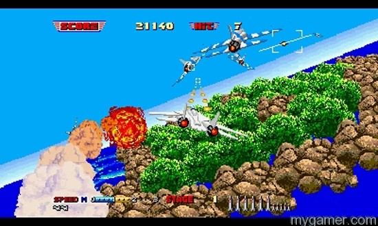 AfterBurnerII FLY 3D After Burner II Now Available on 3DS eShop 3D After Burner II Now Available on 3DS eShop AfterBurnerII FLY