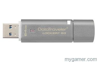 Kingston's DataTraveler Locker+ G3 Now Offers Automatic Cloud Back Up Kingston's DataTraveler Locker+ G3 Now Offers Automatic Cloud Back Up DTLockerPlus G3