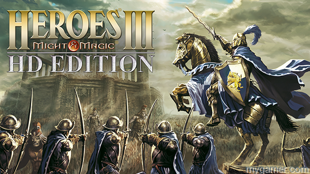 Heroes of Might & Magic III – HD Edition Now Available Heroes of Might & Magic III – HD Edition Now Available Heroes MM III HD Banner