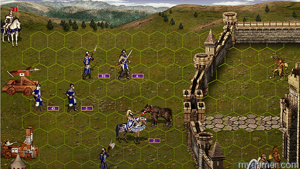 Heroes MM III battle Heroes of Might & Magic III – HD Edition Now Available Heroes of Might & Magic III – HD Edition Now Available Heroes MM III battle
