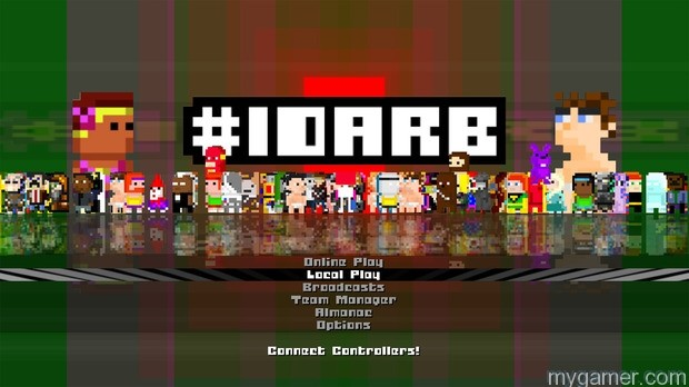#IDARB Xbox One Review #IDARB Xbox One Review IDARB TitleScreen thumb 620x348 85451
