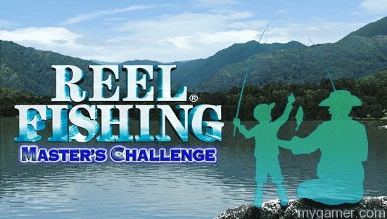 Natsume Goes Fishing on Vita with Reel Fishing Master's Challenge Natsume Goes Fishing on Vita with Reel Fishing Master's Challenge RFMC 1