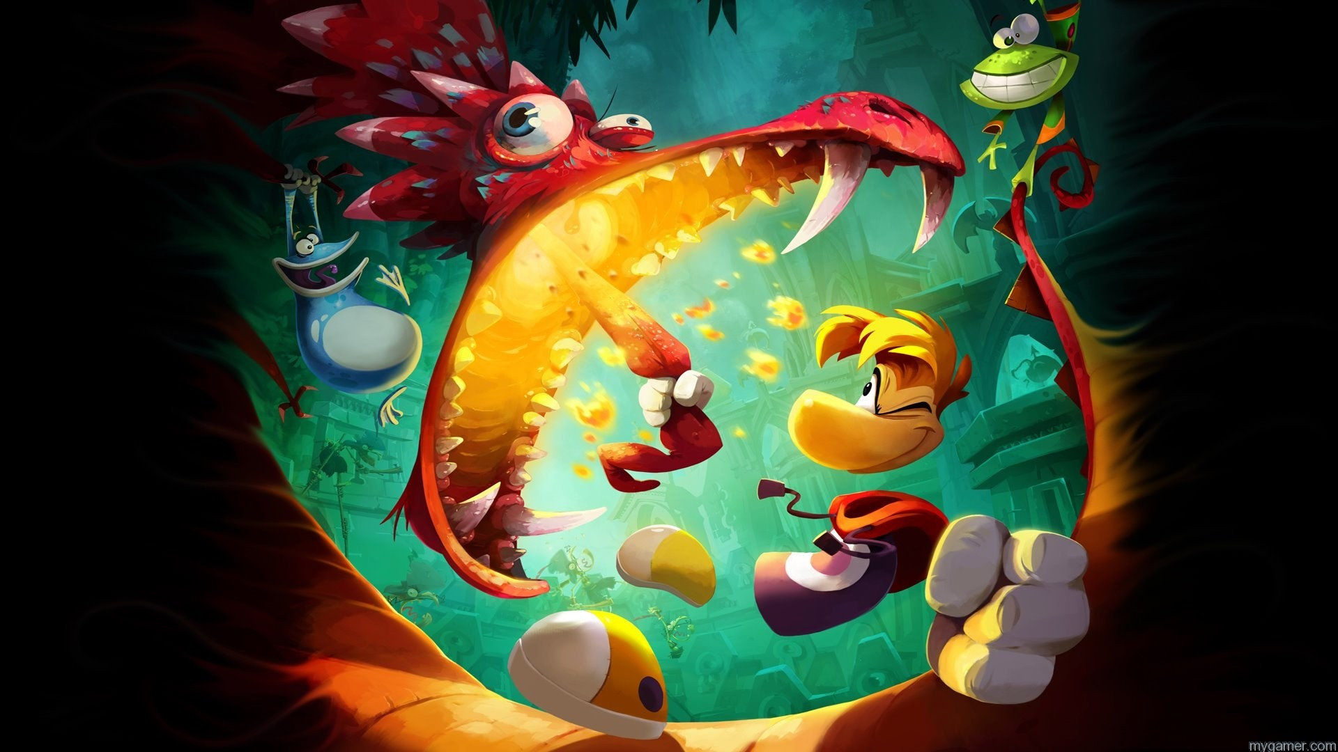 Xbox Live Games with Gold for March 2015 Announced Xbox Live Games with Gold for March 2015 Announced Rayman Legends banner