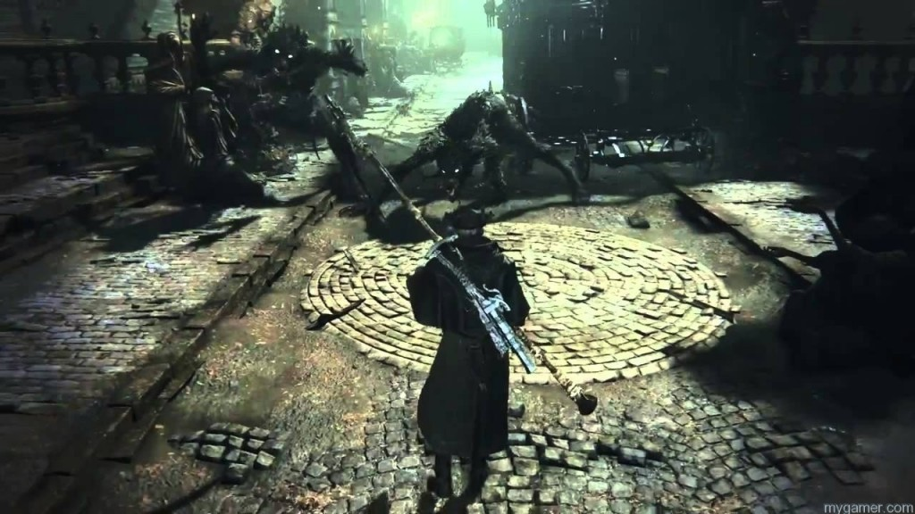 Gothic setting through and through Bloodborne Preview Bloodborne Preview BloodBorne2 1024x576