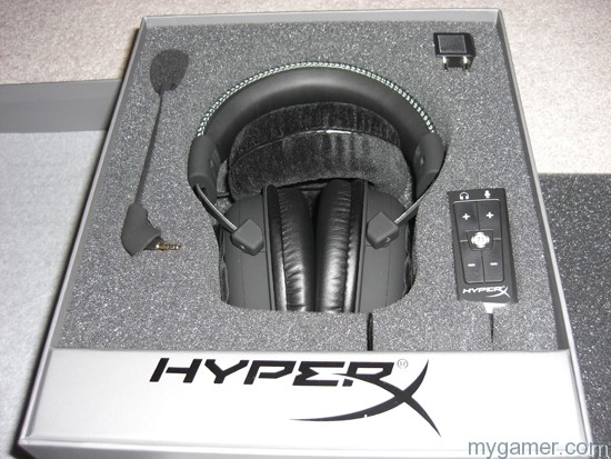 Impressive presentation HyperX Cloud II Headset Review HyperX Cloud II Headset Review CIMG3266