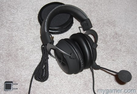 For $99, it is a pretty sweet unit HyperX Cloud II Headset Review HyperX Cloud II Headset Review CIMG3272