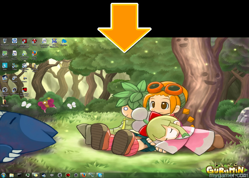 Make your desktop pretty Get Free Ringtones and Wallpapers by Playing Gurumin HD Get Free Ringtones and Wallpapers by Playing Gurumin HD Gurumin Wallpaper