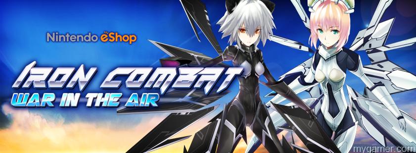IronCombat_banner Iron Combat: War in the Air Wages Mecha Battles on 3DS eShop Iron Combat: War in the Air Wages Mecha Battles on 3DS eShop IronCombat banner