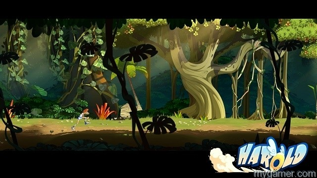 Welcome to the jungle Harold (PC) Review Harold (PC) Review harold