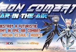 iron combat: war in the air (3ds eshop) review Iron Combat: War In the Air (3DS eShop) Review ironcombat1 263x180