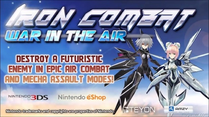 iron combat: war in the air (3ds eshop) review Iron Combat: War In the Air (3DS eShop) Review ironcombat1 790x444