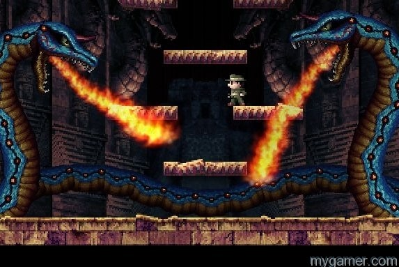 La-Mulana EX Now Available on Vita La-Mulana EX Now Available on Vita la mulana ex for playstation vita heads west 1407242510537