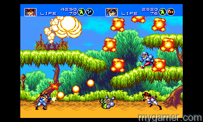 More Genesis 3D Remasterings Coming to 3DS this Summer More Genesis 3D Remasterings Coming to 3DS this Summer 3D Gunstar Heroes Screen 1429026906