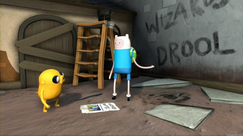 Adventure Time Goes 3D with Finn and Jake Investigations Adventure Time Goes 3D with Finn and Jake Investigations Adventure Time 1 790x444