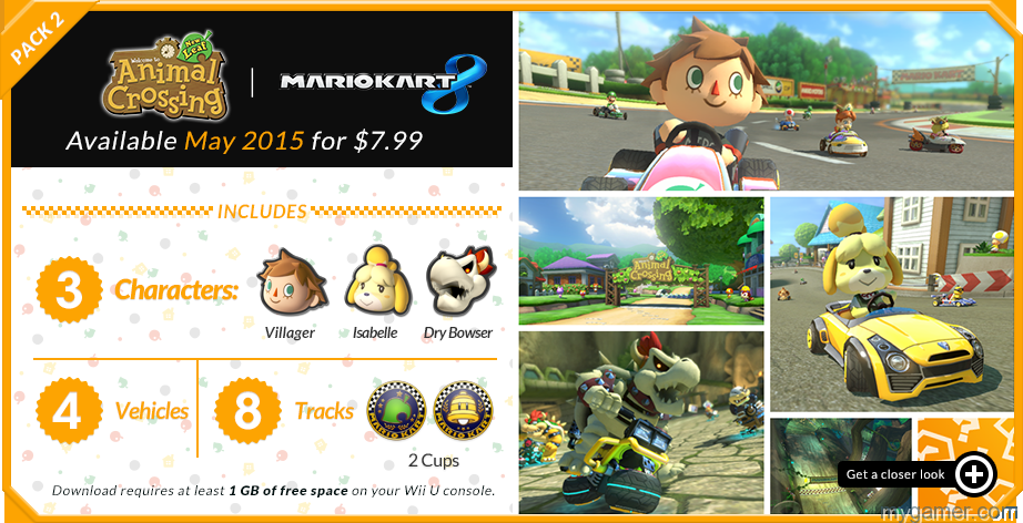Mario Kart 8 Pack2 Mario Kart 8 DLC Pack 2, 200cc Patch, and Amiibo Update Now Available Mario Kart 8 DLC Pack 2, 200cc Patch, and Amiibo Update Now Available Mario Kart 8 Pack2
