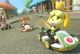 Mario Kart 8 DLC Pack 2, 200cc Patch, and Amiibo Update Now Available Mario Kart 8 DLC Pack 2, 200cc Patch, and Amiibo Update Now Available Mario Kart 8 animla crossing 263x180