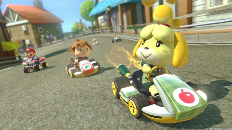 Mario Kart 8 DLC Pack 2, 200cc Patch, and Amiibo Update Now Available Mario Kart 8 DLC Pack 2, 200cc Patch, and Amiibo Update Now Available Mario Kart 8 animla crossing 790x444